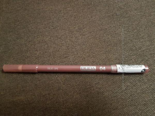 Карандаш для губ Pupa True lips 03, 002, 004 тон в наличии