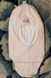 Зимняя шапка-шлем Reima Рейма Aihki, р. 50, светло-бежевая айвори, в идеаль