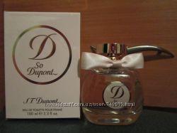 Dupont So Dupont Pour Femme оригинал новинка