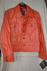 Крутая кожаная куртка Terry Lewis США Новая