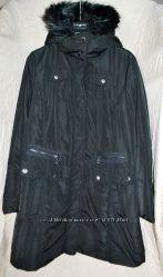 стильное теплое пальто на утеплителе Новое Л-ХЛ