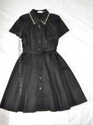 Платье -рубашка клеш Calvin Klein оригинал Л