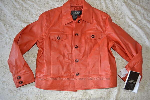 Новая куртка кожа Jerry Lewis США оверсайз рубашка