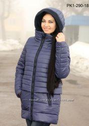 Курточка на холодную осень, теплую зиму. Разные цвета 44-50 рр.