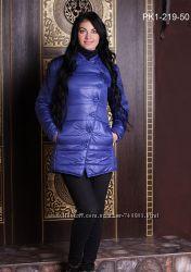 Весенне-осенняя курточка разные цвета. 44-50 рр.