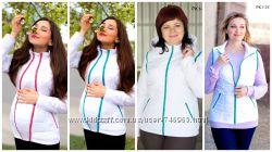 Курточка-жилетка 3 в 1 разные цвета 46-52 рр