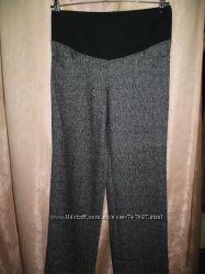 брюки для беременных р-р 44 шерстяные