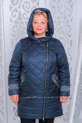Куртка Дина демисезонная р-р 50-64