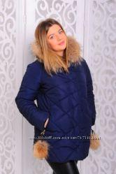 Куртка Вика-мама зима р-р 44-50
