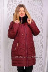 Куртка Ника зима р-50-56