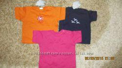 Распродажа Lalelu футболки детские 1-2года