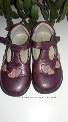 Туфли кожаные, лаковые 24р-р