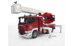 Пожарный автомобиль Bruder Брудер 03590