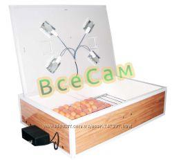 Инкубатор автоматический Курочка Ряба ИБ-160 вместимостью 120 яиц