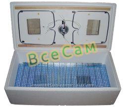 Инкубатор цифровой электронный ИБ-100 с механическим устройством переворота