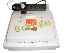 Бытовой инкубатор Рябушка-2 ИБ-70-Ц цифровым терморегулятором