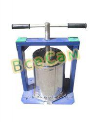 Механический ручной пресс для сока ВИЛЕН 10 л