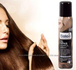 Balea профессиональный восстанавливающий масло-спрей для волос 100мл