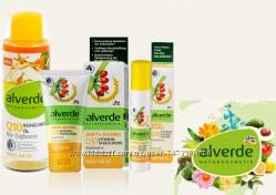 Уход для кожи лица 30 Alverde Q10 - натуральная косметика