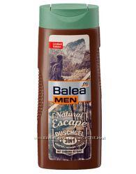 Гель для душа для мужчин Balea Men 3в1 Natural Escape с экстрактом Гуараны