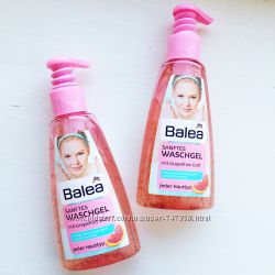 Гель для чистки кожи лица с дозатором Balea 150ml