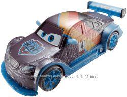 Ледяные гонщики Тачки-2, оригинал Mattel