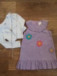 Наши новые платья пролет с размерами