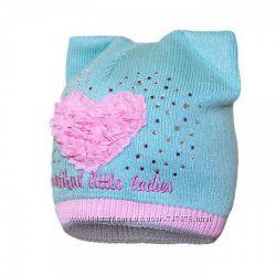 Стильные шапочки для девочки от DAVIDS STAR