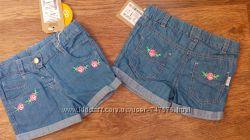 Стильные джинсовые шорты Бемби скидка