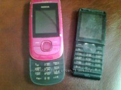 Мобильные телефоны на запчасти, частично работающие