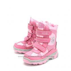 Красивые и тёплые ботиночки Котофей.
