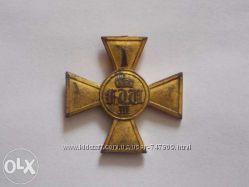 Крест 25 лет выслуги германия
