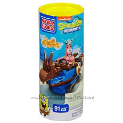 Конструктор серии Sponge Bob Спанч Боб Patrick Racer - Патрик-Звезда гонщик