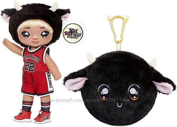 MGA Entertainment Na Na Na Сюрприз серия 4 Томми Торро модная кукла.