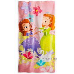 Sofia София прекрасная полотенце от Disney. Оригинал.