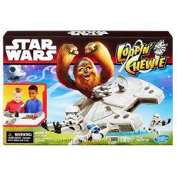 Настольная игра Star Wars Loopin  Chewie Чуи game от бренда Hasbro New.