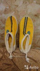Тапочки корраловые 33 размер