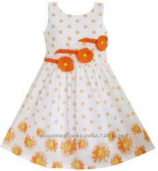 Платье Sunboree Маргаритка, р. 6