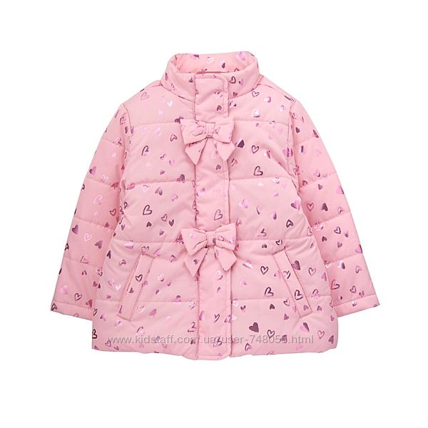 Куртка для девочки Gymboree еврозима рр.2Т,3Т