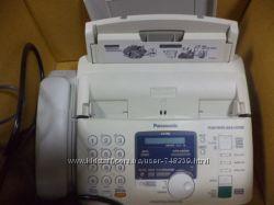 Телефон-факс Panasonic в отличном состоянии рассмотрю варианты на обмен