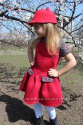 Шикарное платье от Mayoral для стиляшки.