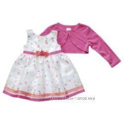 Нарядні сукні та комплекти для дівчаток 1, 5-4 роки