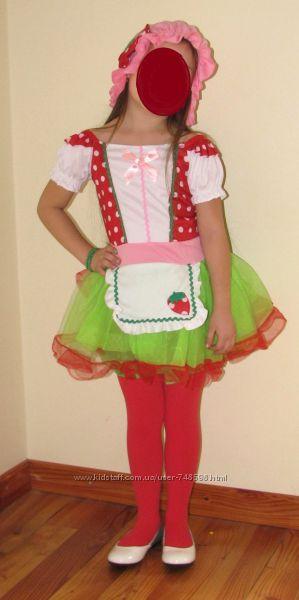 Карнавальні костюми для дівчаток 3-10 років прокат - продаж