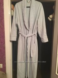 Халат в пол для пышных дам
