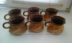 чашечки под кофе