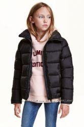 H&M демисезонные куртки от 140- до 170 разм