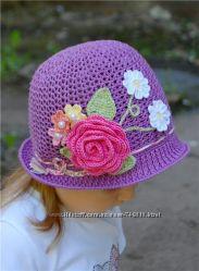 Очаровательные шляпки ручной работы