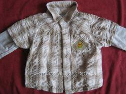Рубашка-реглан Дисней 68 см