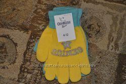 Перчатки OshKosh и H&M наборы 2 и 3 пары