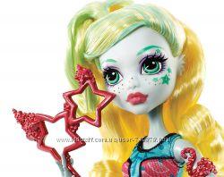 Кукла Monster High Lagoona Blu